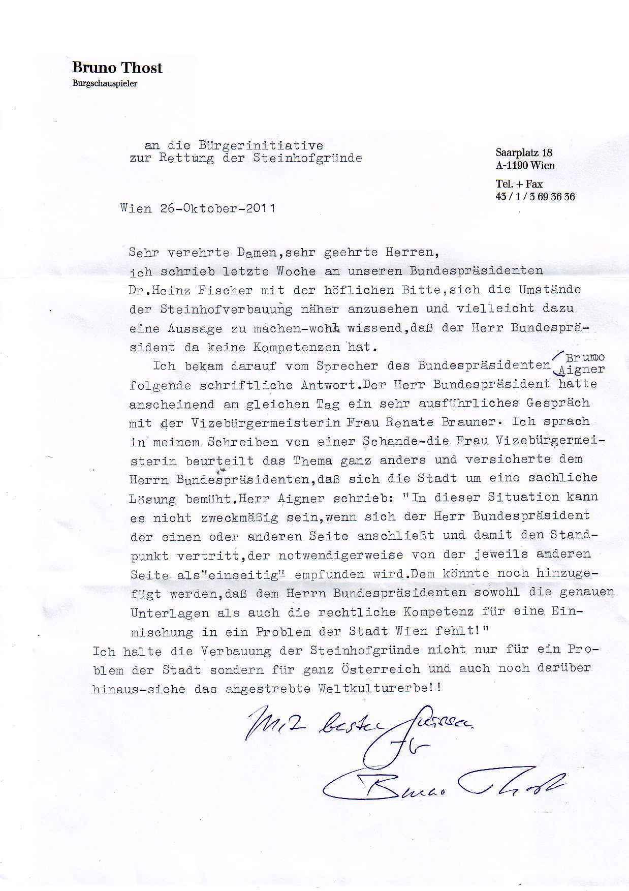 Briefe Von Creditreform : Initiative steinhof offene briefe