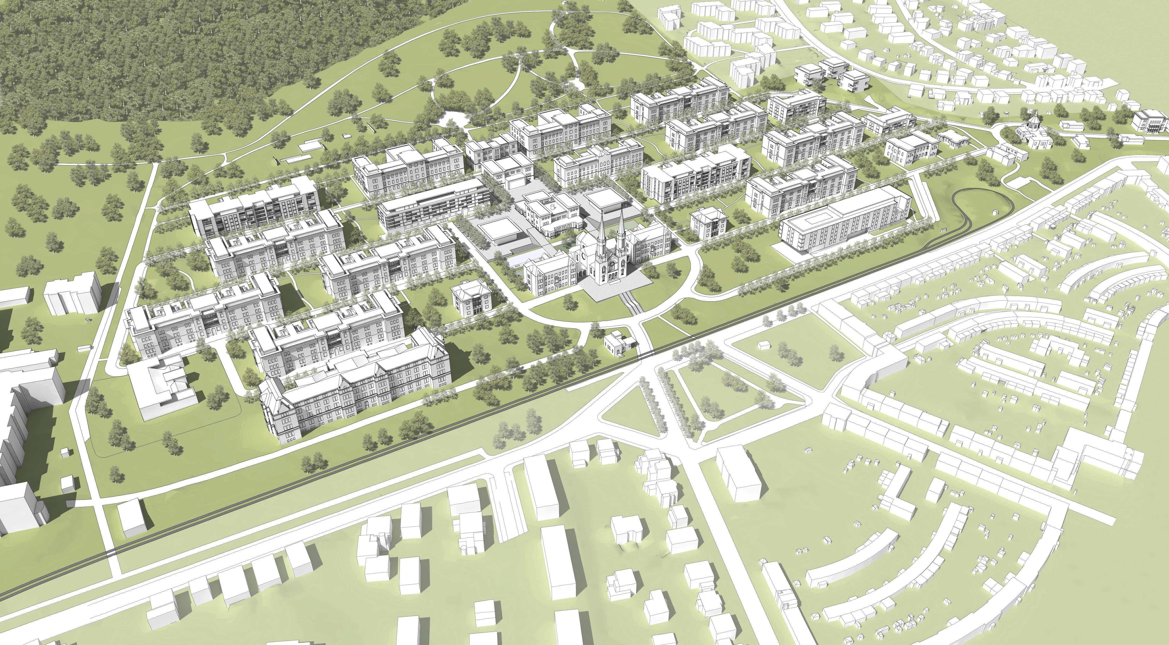 Initiative Steinhof ähnliche Bauprojekte